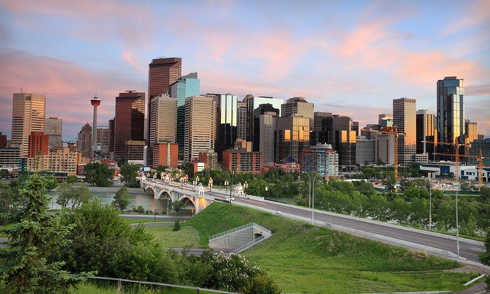Executive Royal Inn Hotel & Conference Center - Vista Heights: $196 CAN for a Two-Night Stay at Executive Royal Inn Hotel & Conference Center in Calgary, AB (Up to $324 CAN Value)