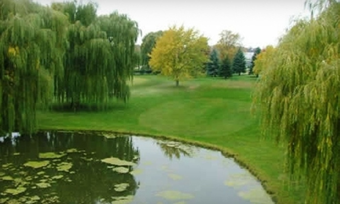 Oak Hills Golf Club - Oak Creek: $20 for Nine Holes of Golf for Two People and Cart Rental at Oak Hills Golf Club