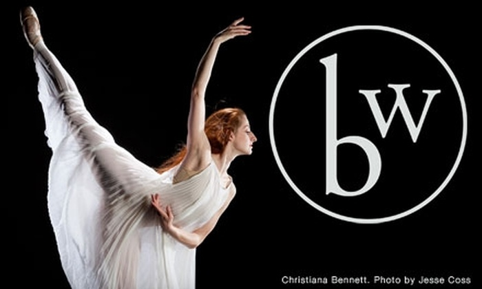 "Ballet West - Salt Lake City: One Ticket to ""Carmina Burana"" and ""The Four Temperaments"" Performed by Ballet West. Choose from Three Seating Options."
