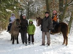 Reit- & Ponyhof Berghof: 5x oder 10x 30 Min. Ponyreiten beim Reit- & Ponyhof Berghof (bis zu 50% sparen*)