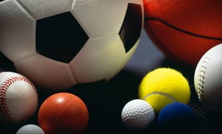$30 Groupon to Liddle's Sport Shop - Liddle's Sport Shop in Blue Springs