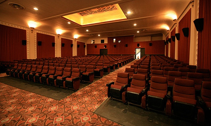 Roseway Theater - Roseway: $14 for Movie and Popcorn for Two at Roseway Theater (Up to $29 Value)
