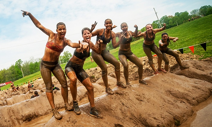 Tough Mudder Discount Codes, Tough Mudder Promo Codes. Tough Mudder occasionally has special pricing throughout the year. We'll list the promo codes we know about below! Currently Active Tough Mudder Discount Code & Tough Mudder Half Coupon Codes. Use discount code MRGU25 for $25 off your US Tough Mudder registration.