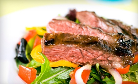 $12 Groupon to Zarzour's Eats and Jackie's Treats - Zarzour's Eats and Jackie's Treats in Chattanooga