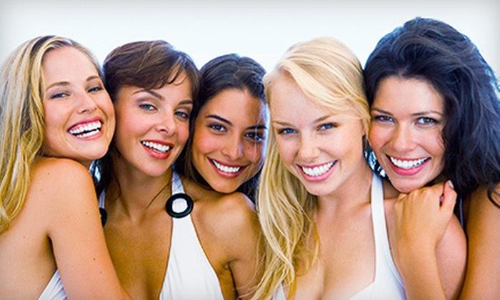 Body Angels Spa - Brandon: One or Three Teeth-Whitening Treatments at Body Angels Spa in Brandon (Up to 55% Off)