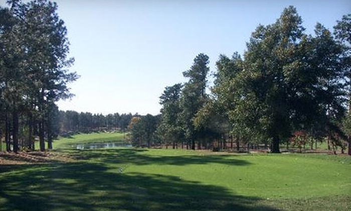Foxfire Resort and Golf - Foxfire: $49 for 18 Holes of Golf for Two Plus Cart at Foxfire Resort and Golf in the Pinehurst Area ($150 Value)