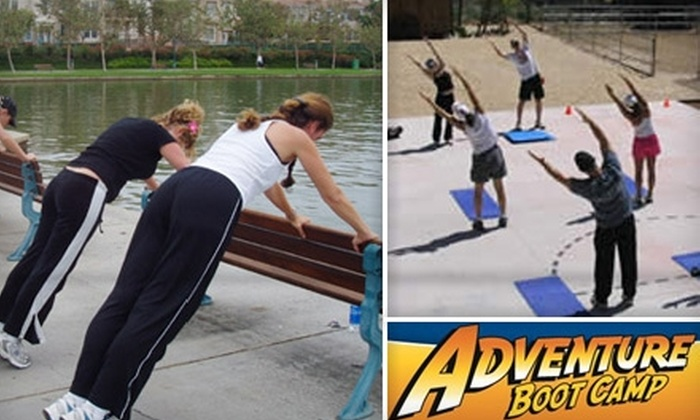 Doylestown Adventure Boot Camp & Great Valley Adventure Boot Camp - Multiple Locations: $45 for Six Boot-Camp Sessions at Doylestown Adventure Boot Camp ($124.50 Value) or Great Valley Adventure Boot Camp ($105 Value) Choose from Two Options.