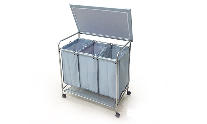 Laundry Hamper And Ironing Board