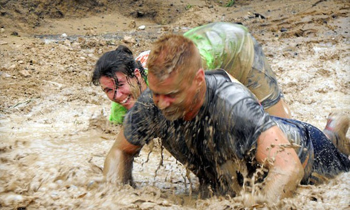 Dirty Dog Dash - Pinckney: $22 for Race Entry in the Dirty Dog Dash in Pinckney ($45 Value)