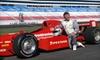 Mario Andretti Racing Experience  - Joliet: Three-Lap or Three-Hour Racing Experience from Mario Andretti Racing Experience in Joliet (Up to 61% Off)