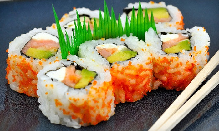 Tsukiji Sushi Bar & Restaurant - Stawberry Point,Almonte,Tamalpais Valley: $25 for $50 Worth of Japanese Fare and Drinks at Tsukiji Sushi Bar & Restaurant in Mill Valley