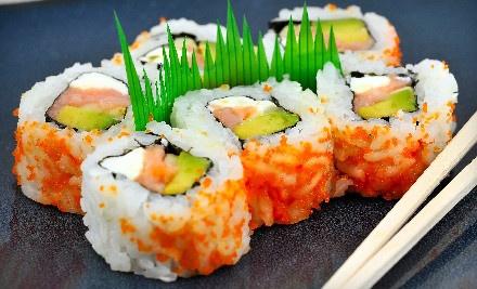 $50 Groupon to Tsukiji Sushi Bar & Restaurant - Tsukiji Sushi Bar & Restaurant in Mill Valley