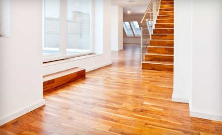 $100 Groupon Toward Hardwood Flooring - Rochester Linoleum & Carpet One in Rochester