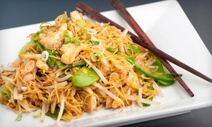 Lanna Thai Cuisine - Utica: $10 for $20 Worth of Northern Thai Cuisine at Lanna Thai Cuisine
