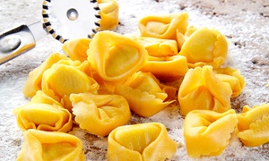 MTPLUS: Curso de cocina de pasta fresca para una o dos personas desde 19 €