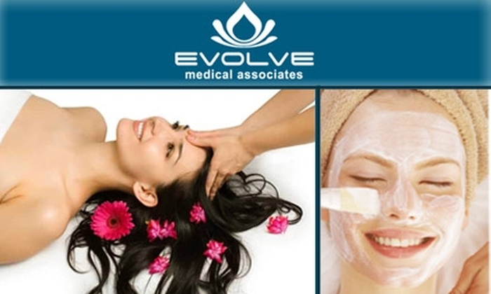 Evolve Medical Associates/ ReGenesis Medical Spa - Barclay Downs: $35 for Microderm-abrasion Facial from Evolve Medical Associates ($75 Value)