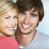 Up to 78% Off In-Office or At-Home Teeth Whitening