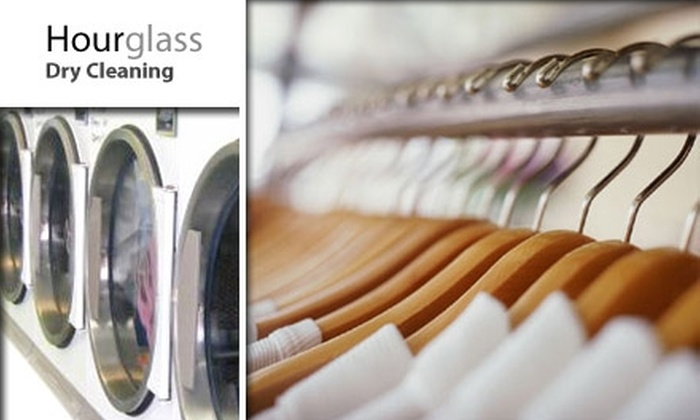 Hourglass - Baltimore: $25 for $50 Worth of Dry Cleaning from Hourglass Dry Cleaning