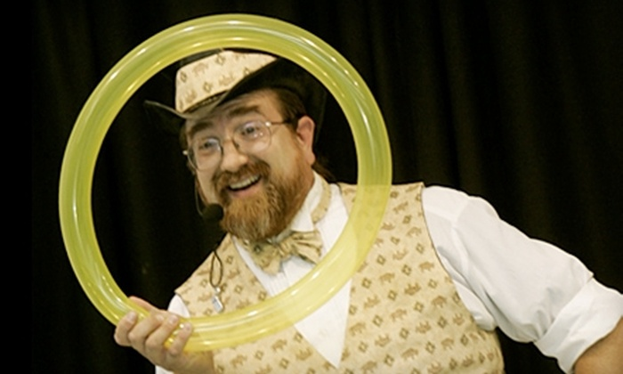 Jamie O'Hara the Magic Guy - El Paso: $99 for In-Home Magic Show Starring Jamie O'Hara the Magic Guy ($225 Value)