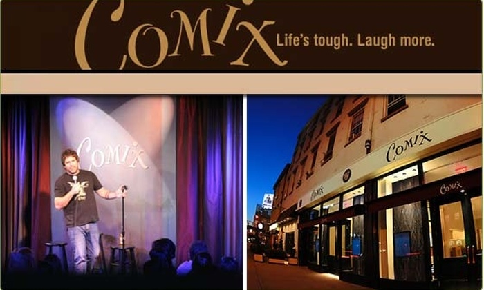 Comix Comedy Night Club - Chelsea: $10 for a $25 Groupon to Comix Comedy Night Club