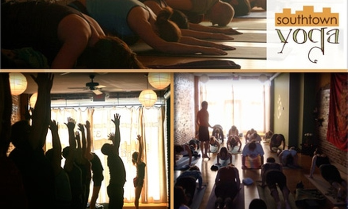 Southtown Yoga - Northampton: $29 for Five Classes at Southtown Yoga ($65 Value)