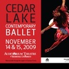 Roosevelt University - Auditorium Theatre - South Loop: Tickets to Cedar Lake Contemporary Ballet for 11/14 or 11/15. Buy Here for $32 Main Floor Front & Center Tickets. $20 Tickets Below.