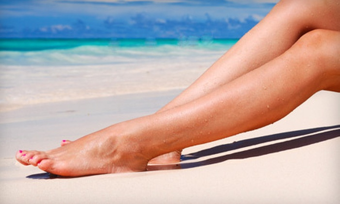 The Oral and Facial Surgery Center of Kentucky - Elizabethtown: $99 for Two Laser Spider-Vein Leg Treatments at The Oral and Facial Surgery Center of Kentucky in Elizabethtown ($400 Value)