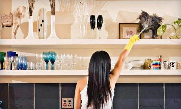 Student's Cleaning Team - Los Angeles: $56 for Two Hours of Cleaning Services with Two People from Student's Cleaning Team