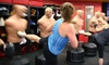 Judy's Group Fitness - Clanton Park: $35 for an Intro Pack of Five Cardio Kickboxing Classes at Judy's Group Fitness Inc. ($88.48 Value)