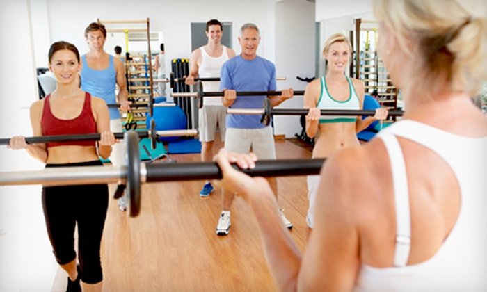 Fitness Focus - Kelsey Woodlawn: 10 or 20 Group Fitness Classes at Fitness Focus (Up to 80% Off)