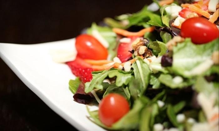 Saladish - Old Pasadena: Salads or Wraps for Two or Four at Saladish in Pasadena (Up to 57% Off)