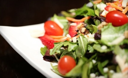 2 Specialty Salads or Wraps (up to a $19 value) - Saladish in Pasadena