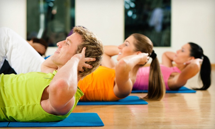 Dallas Fitness Boot Camps - Addison: $59 for Four-Week Boot Camp at Dallas Fitness Boot Camps in Addison ($147 Value)