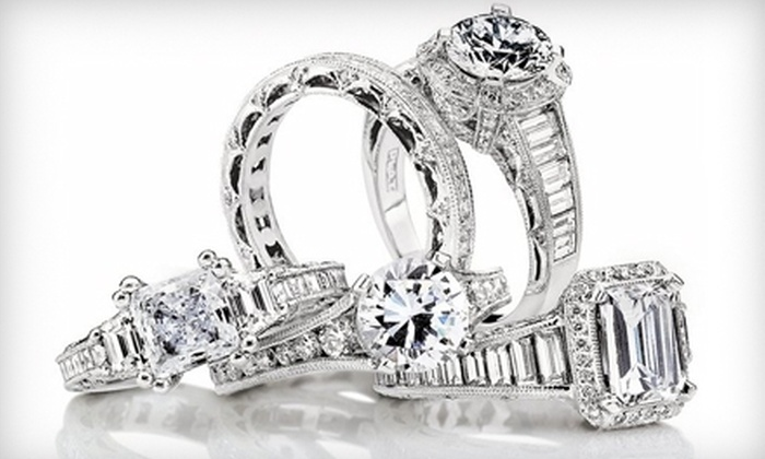 The Diamond Connection - Old Town: Fine Jewelry at The Diamond Connection. Three Options Available.