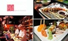 Sushi on the Rocks - Downtown Indianapolis: $40 Worth of Sushi and Drinks at Sushi on the Rocks