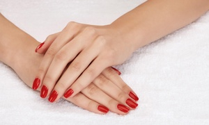 Merle Norman: One, Two, or Three Shellac Manicures at Merle Norman (Up to 47% Off)