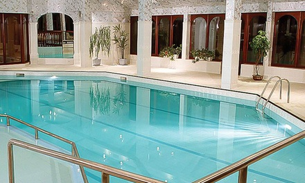 Spa Day Package for Up to Four at Britannia Country House Hotel (46% Off)