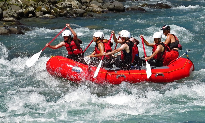 Triad River Tours - Marblemount: $39 for a Skagit Whitewater Rafting Tour from Triad River Tours ($85 Value)