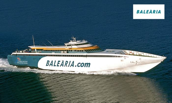 bateau barcelone minorque