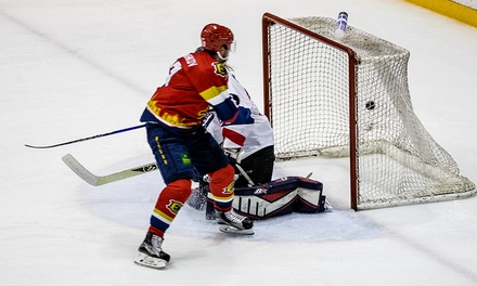 Ice Hockey: Edinburgh Capitals Fixture, 19 or 29 November, Murrayfield Ice Rink (Up to 56% Off)