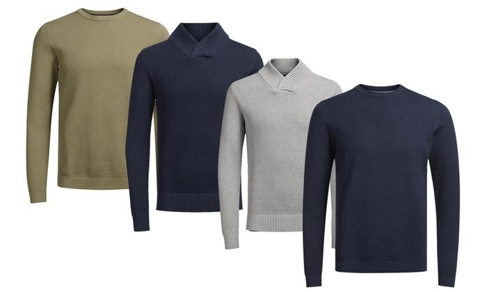 Maglione uomo in cotone 100%