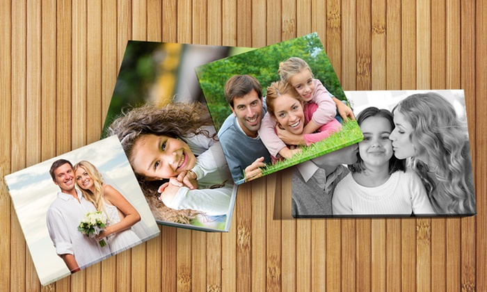 Canvas Champ: Custom Photo Prints on Canvas from Canvas Champ (Up to 92% Off).