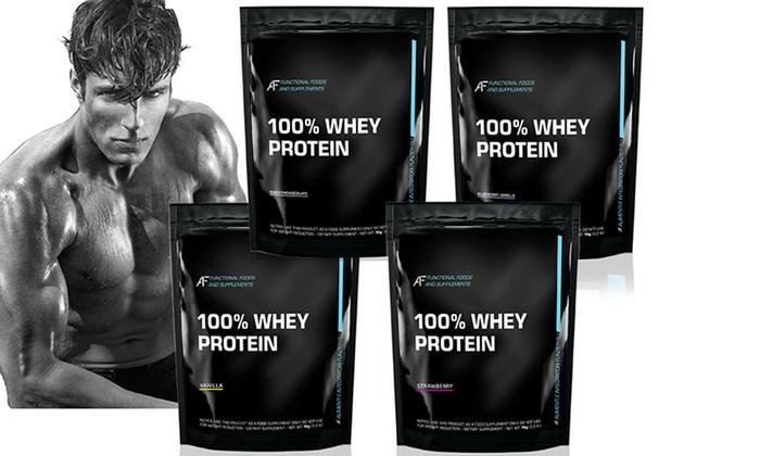 Proteine 100% Whey Protein A.I.F.