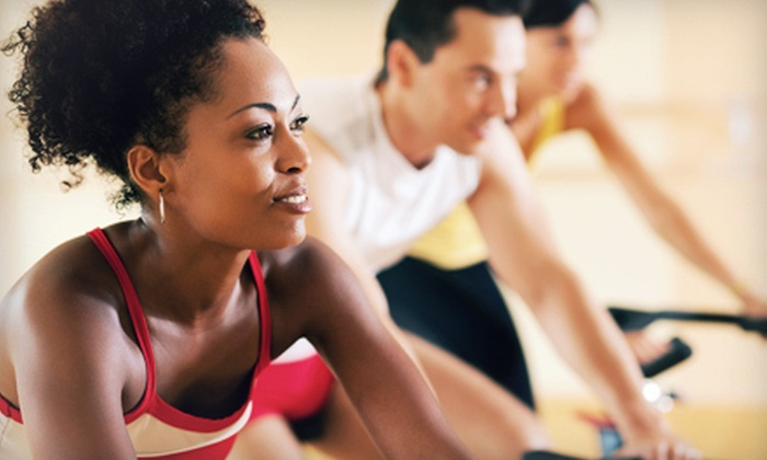Fitness Fusion - Hendersonville: One- or Three-Month Gym Membership at Fitness Fusion in (Up to 77% Off)