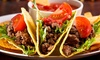 Up to 44% Off Mexican Cuisine at Si Señor Real Mexican Food