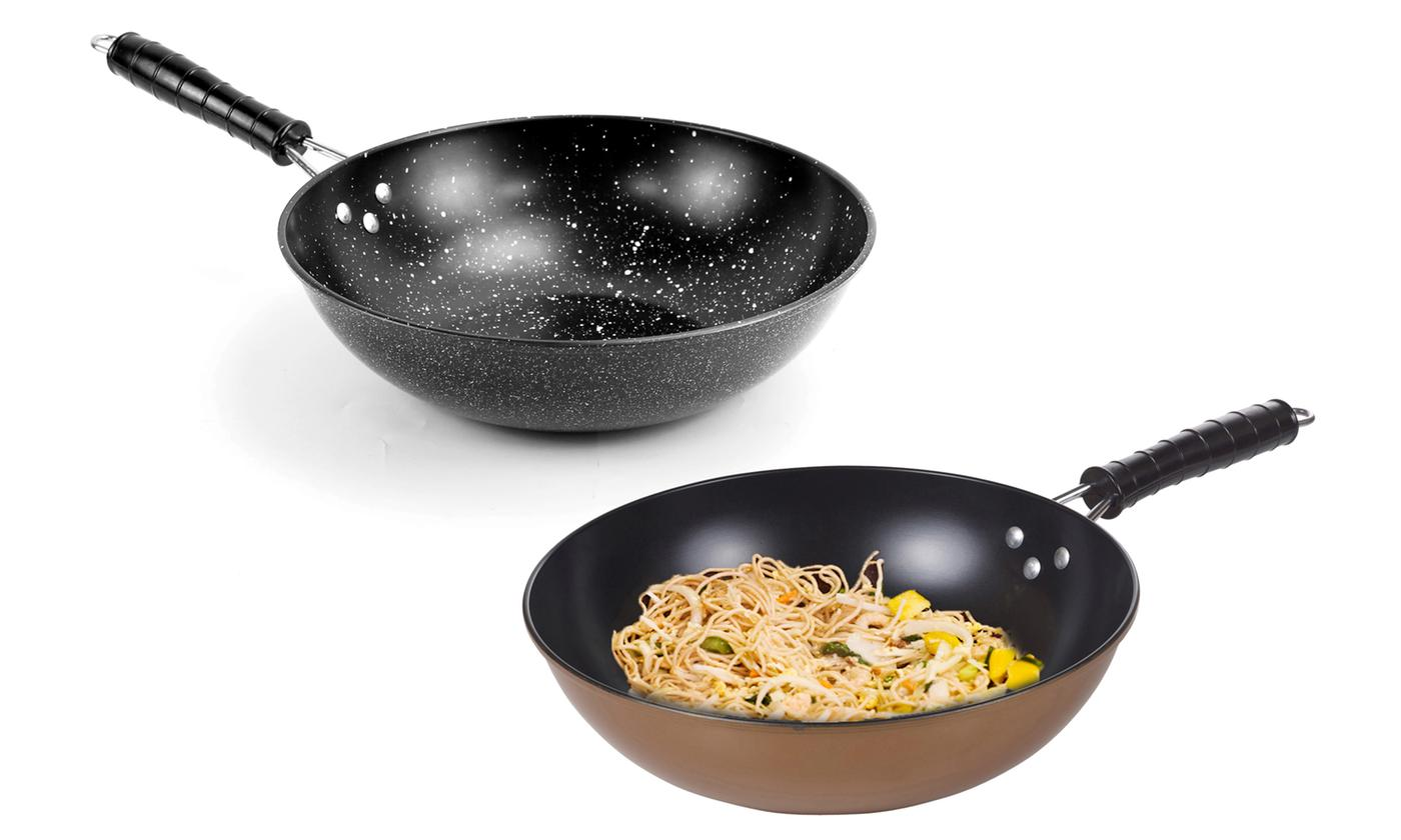 URBN-CHEF Non-Stick Induction Wok