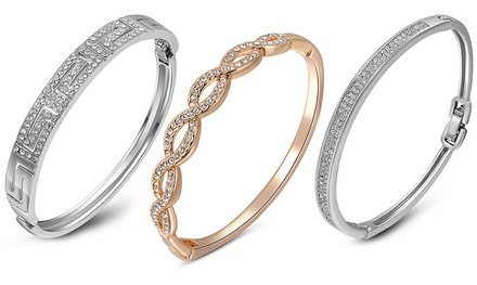 Bracelets cristauxVan Amstel