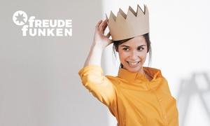 FreudeFunken: 10 Wochen interaktives Life Coaching Online-Training in 10 Schritten bei FreudeFunken (24% sparen*)