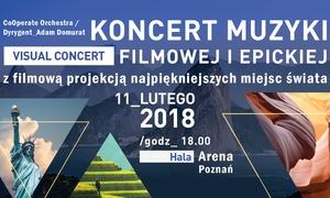 Visual Concert: Od 49,90 zł: bilet na Visual Concert w Hali Arena