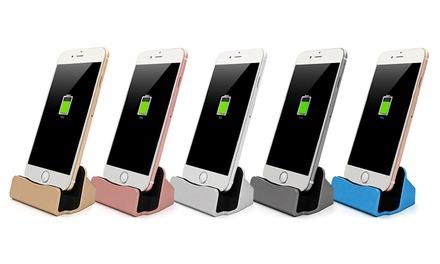 Soporte de carga para iPhone